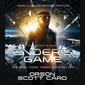 Enders Game Audiobook, by Orson Scott Card