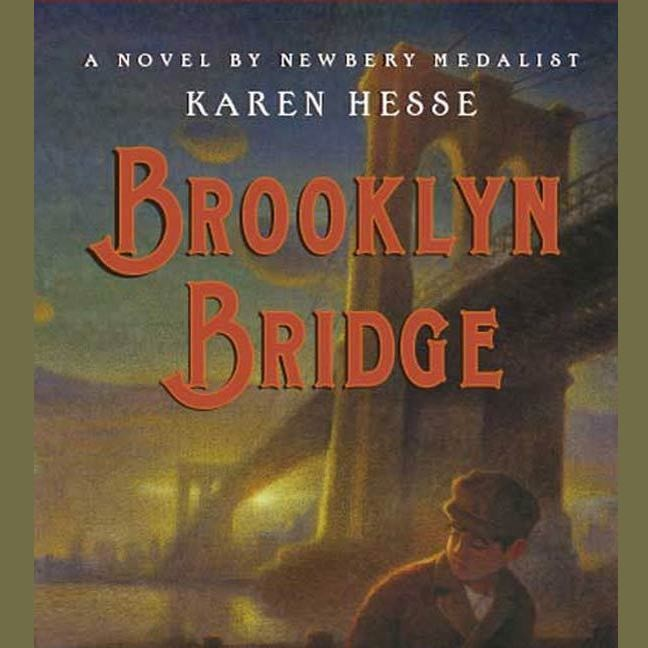Printable Brooklyn Bridge Audiobook Cover Art