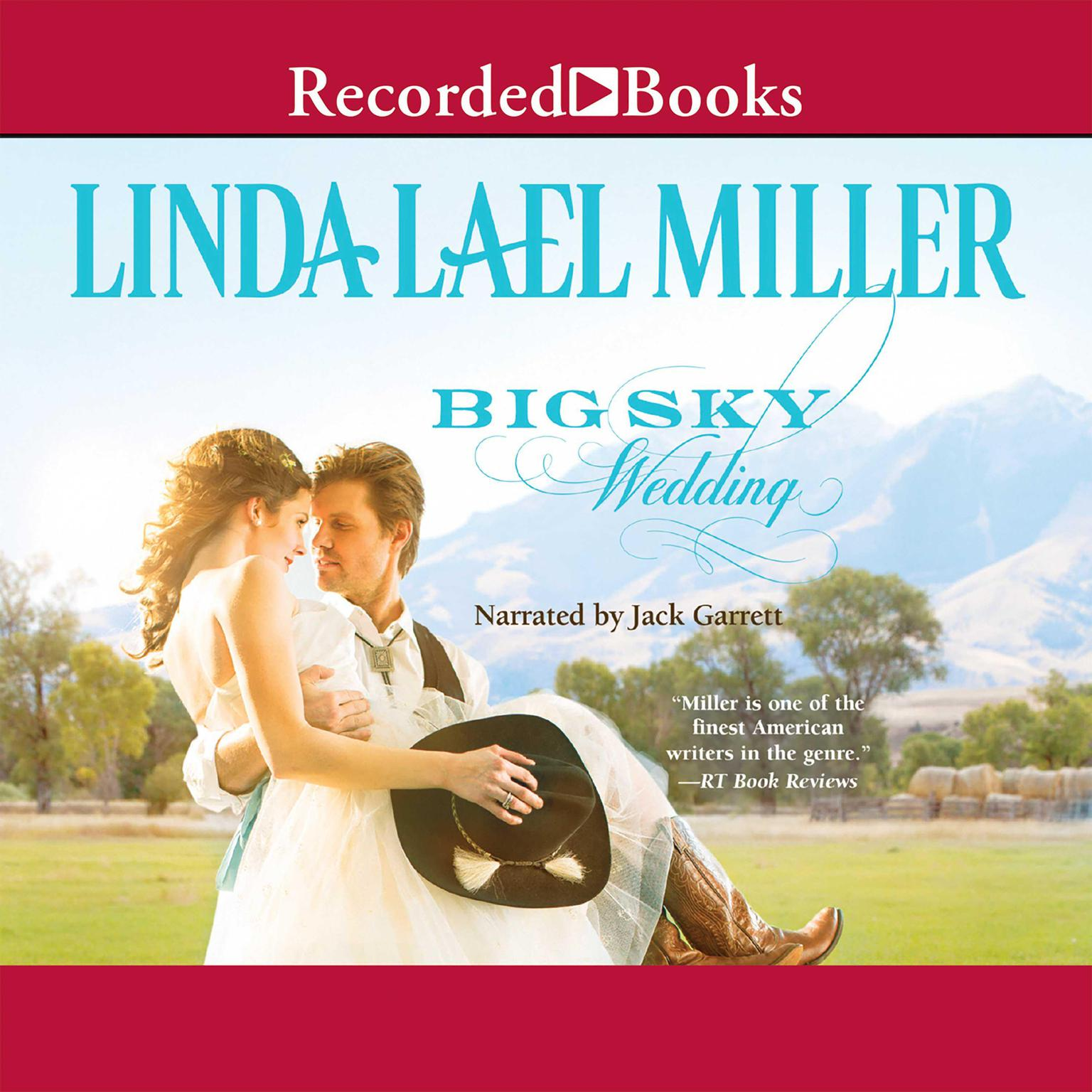 Printable Big Sky Wedding Audiobook Cover Art