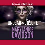 Undead and Unsure Audiobook, by MaryJanice Davidson
