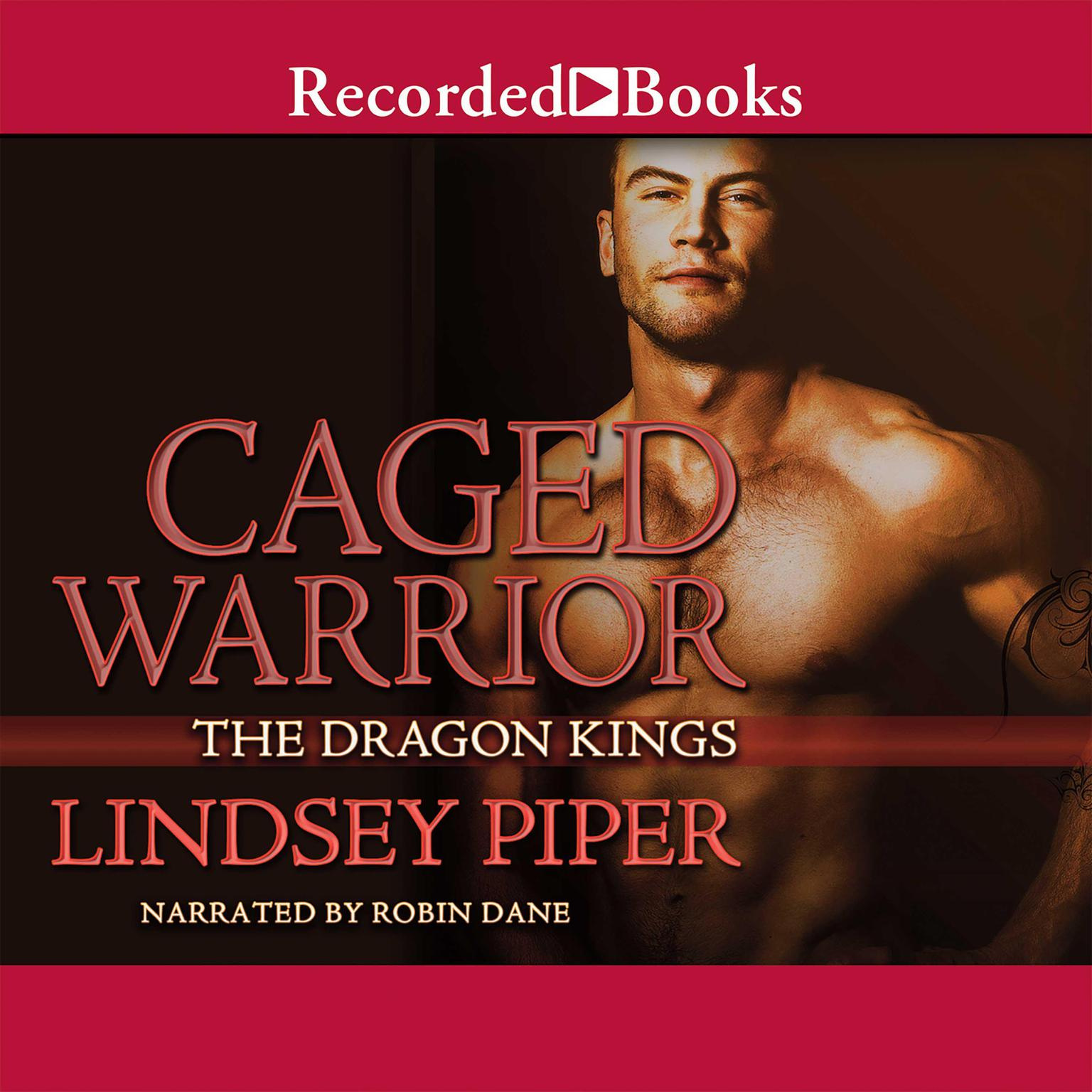Printable Caged Warrior Audiobook Cover Art
