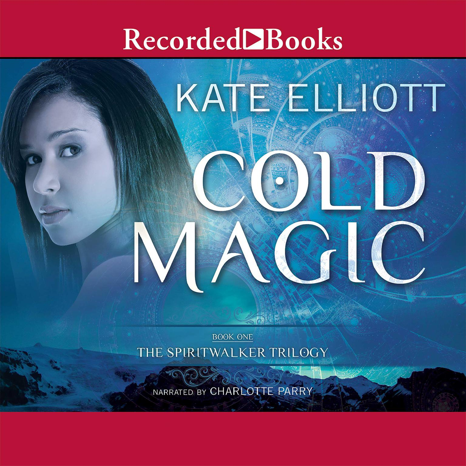 Printable Cold Magic Audiobook Cover Art