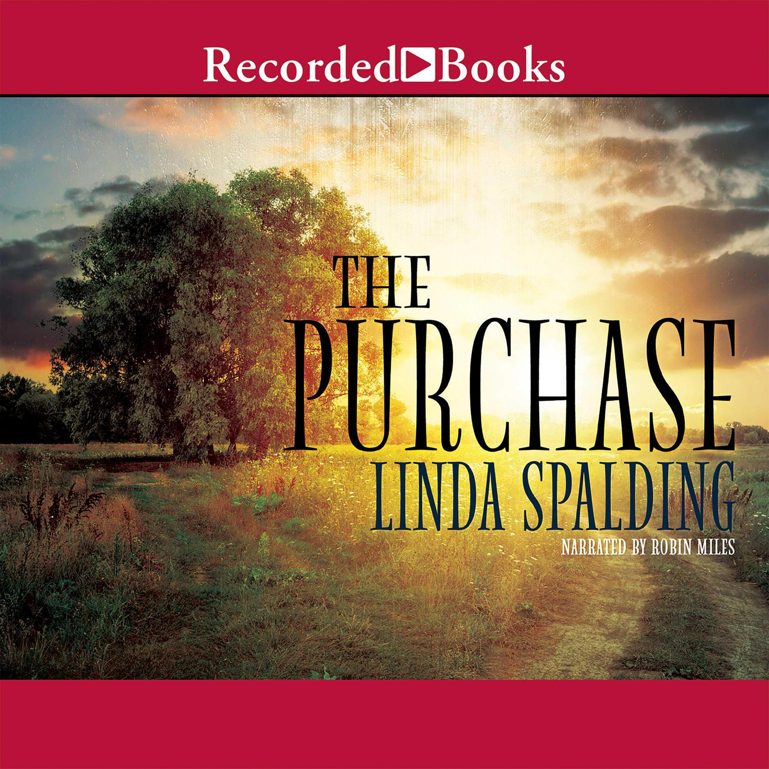 Printable The Purchase Audiobook Cover Art