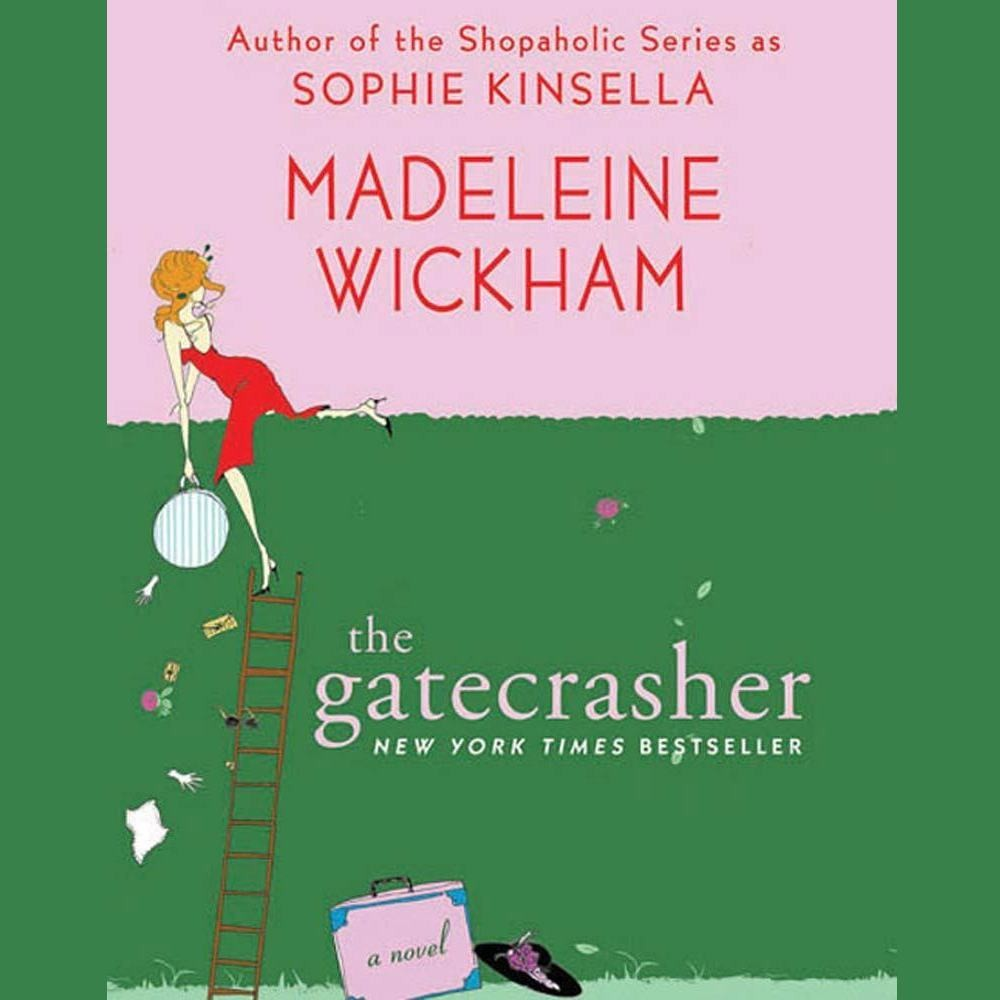 Printable The Gatecrasher Audiobook Cover Art