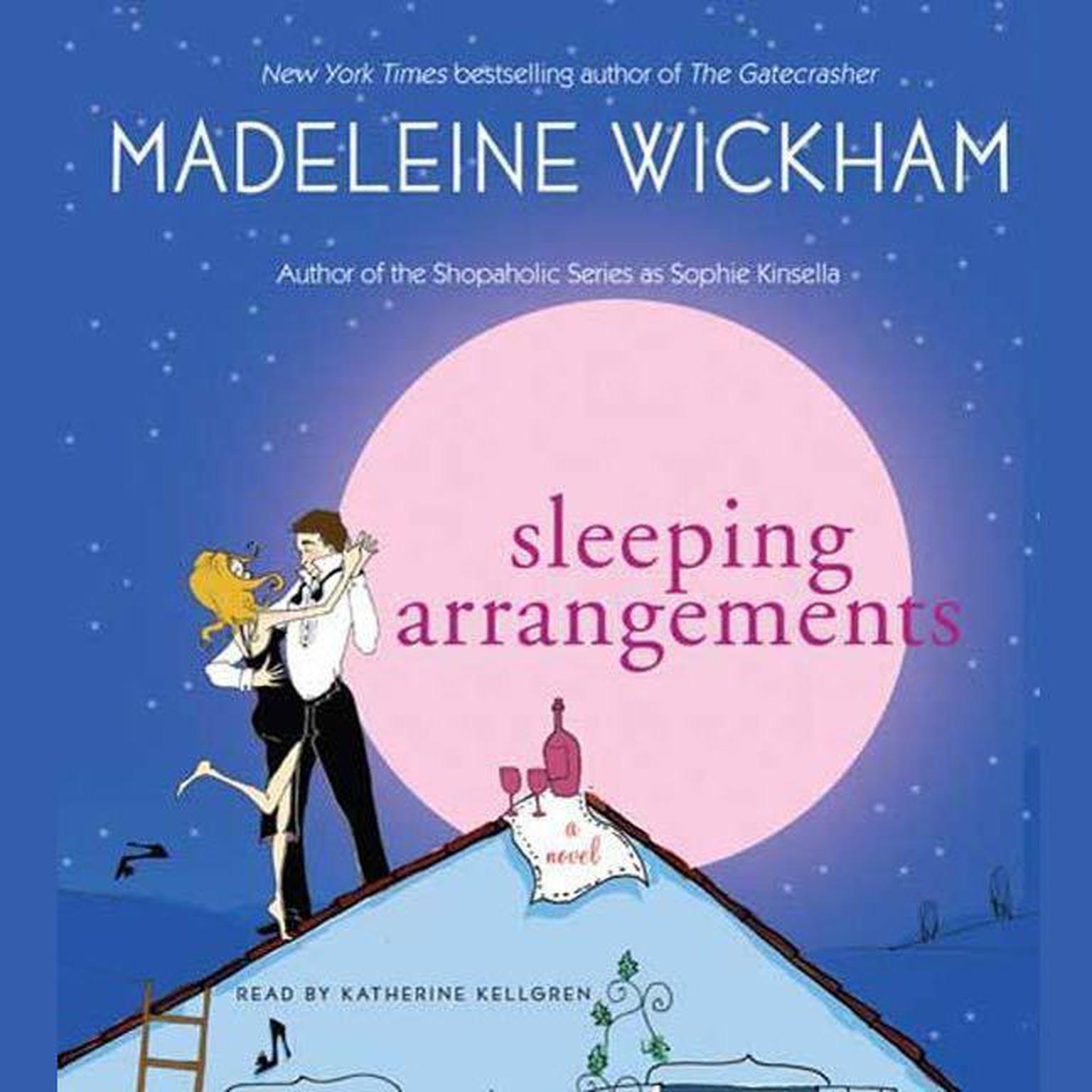 Printable Sleeping Arrangements Audiobook Cover Art