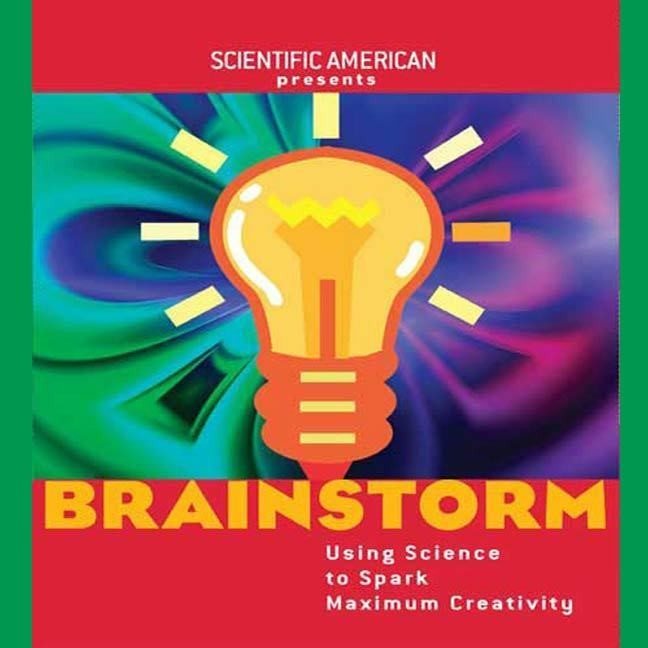 Printable Brainstorm: Using Science to Spark Maximum Creativity Audiobook Cover Art