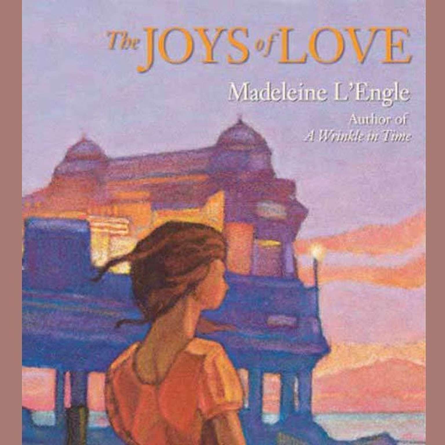 Printable The Joys of Love Audiobook Cover Art