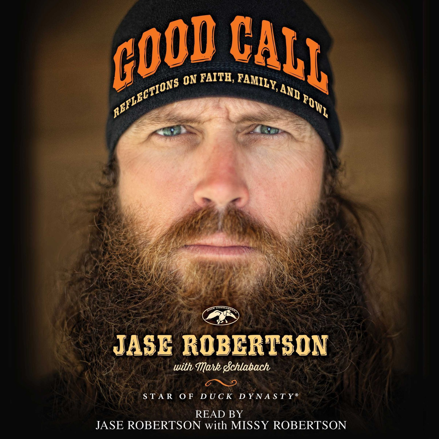 Printable Good Call: Reflections on Faith, Family, and Fowl Audiobook Cover Art