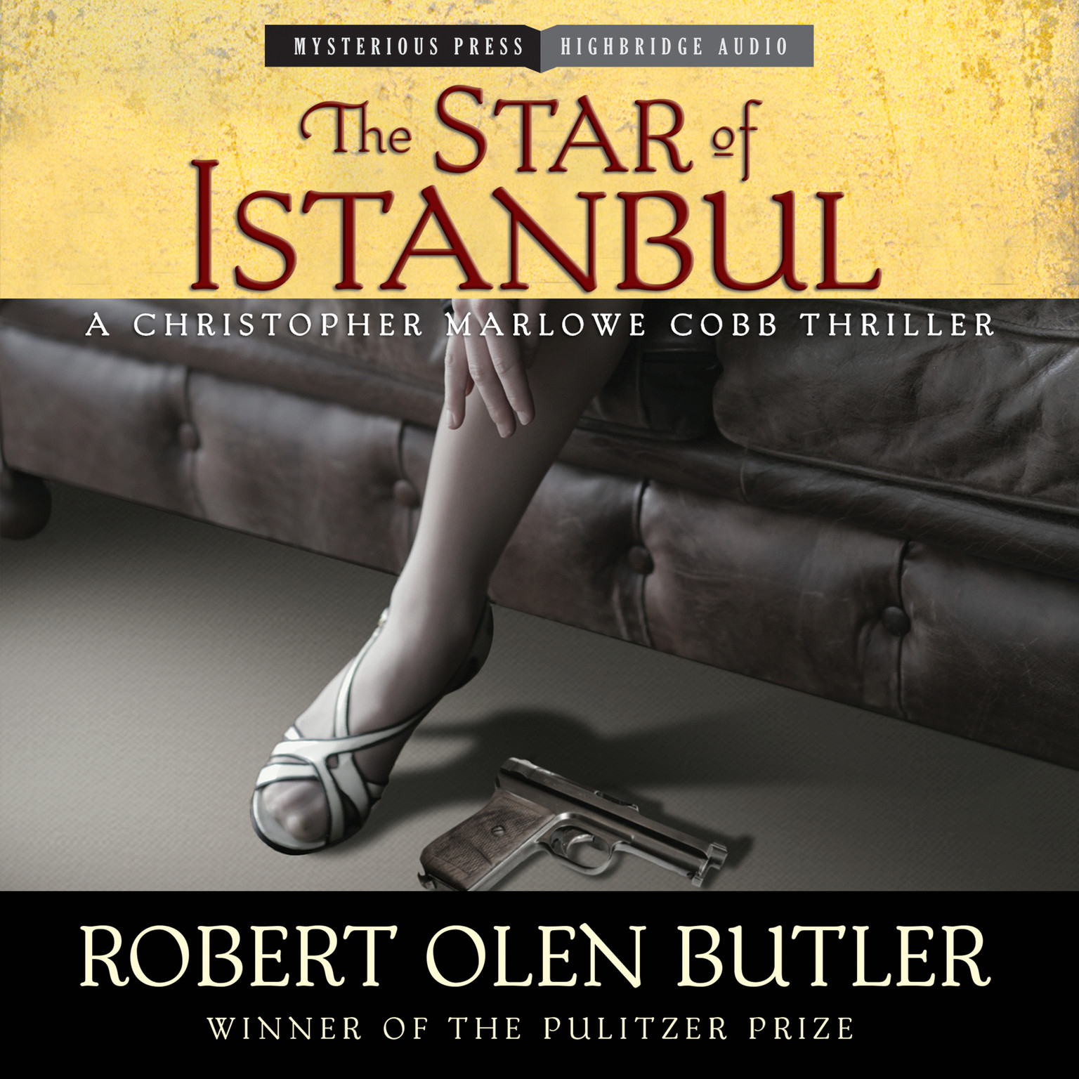 Printable The Star of Istanbul Audiobook Cover Art
