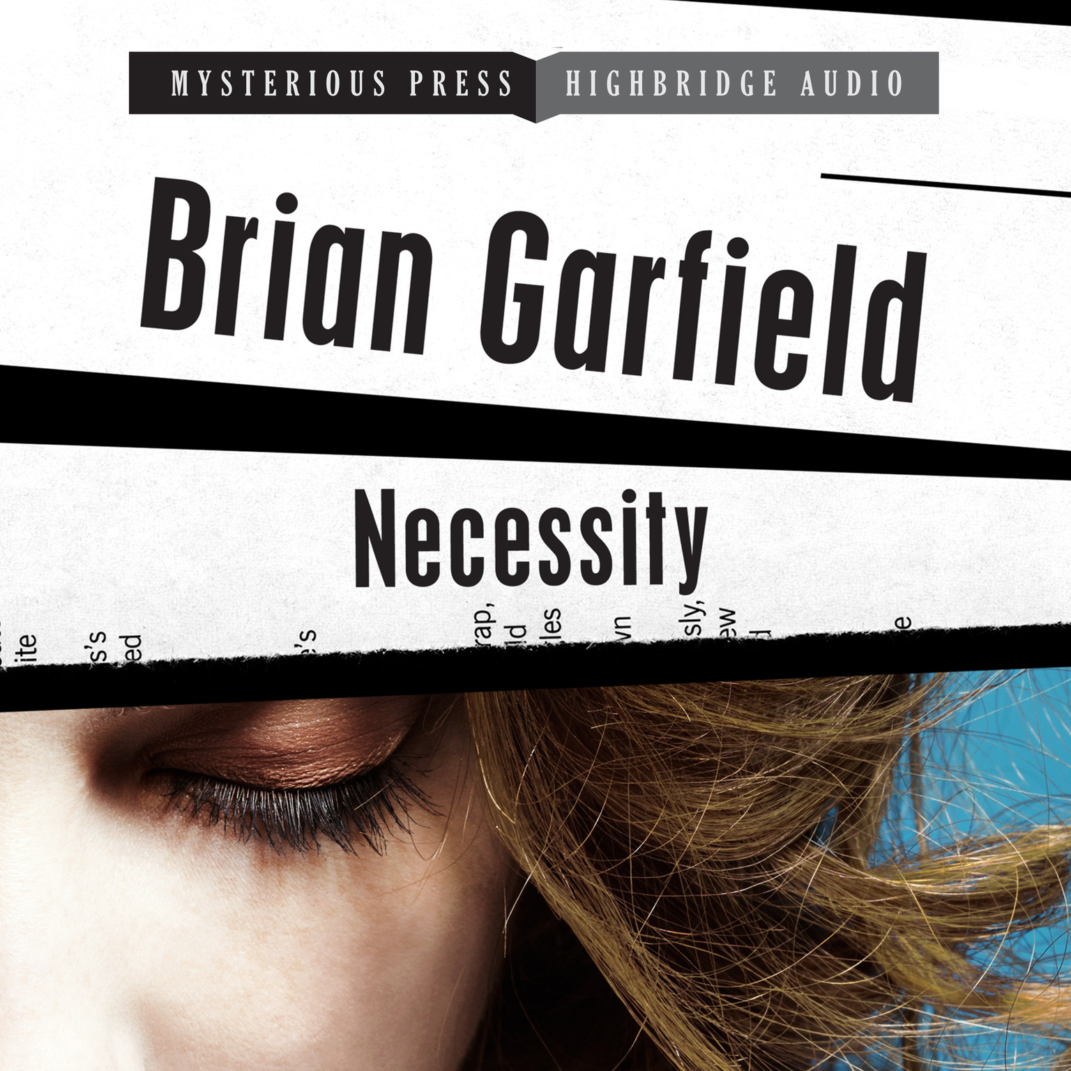 Printable Necessity Audiobook Cover Art