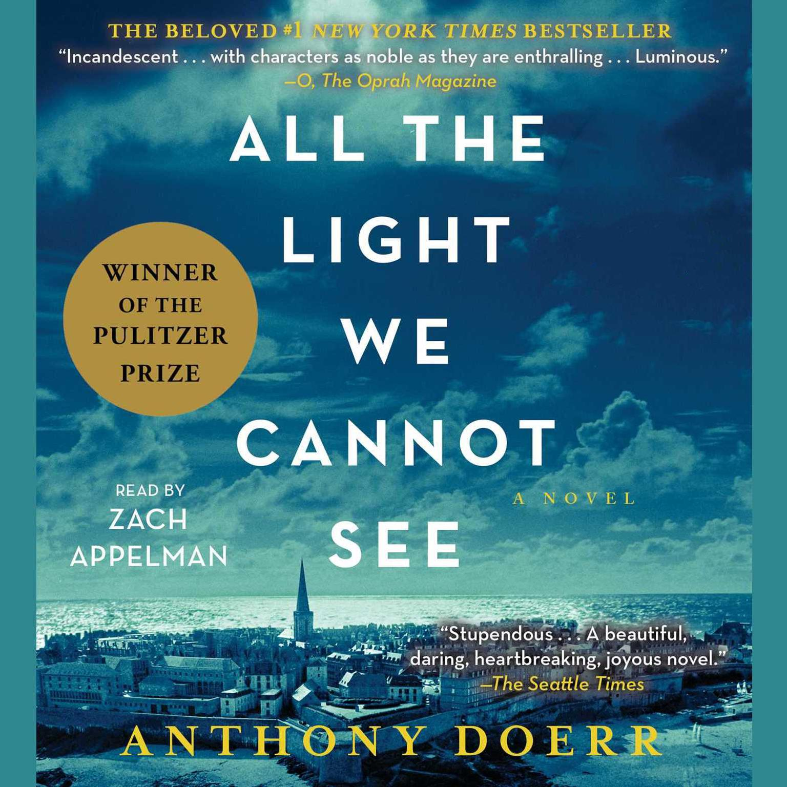 Printable All the Light We Cannot See: A Novel Audiobook Cover Art