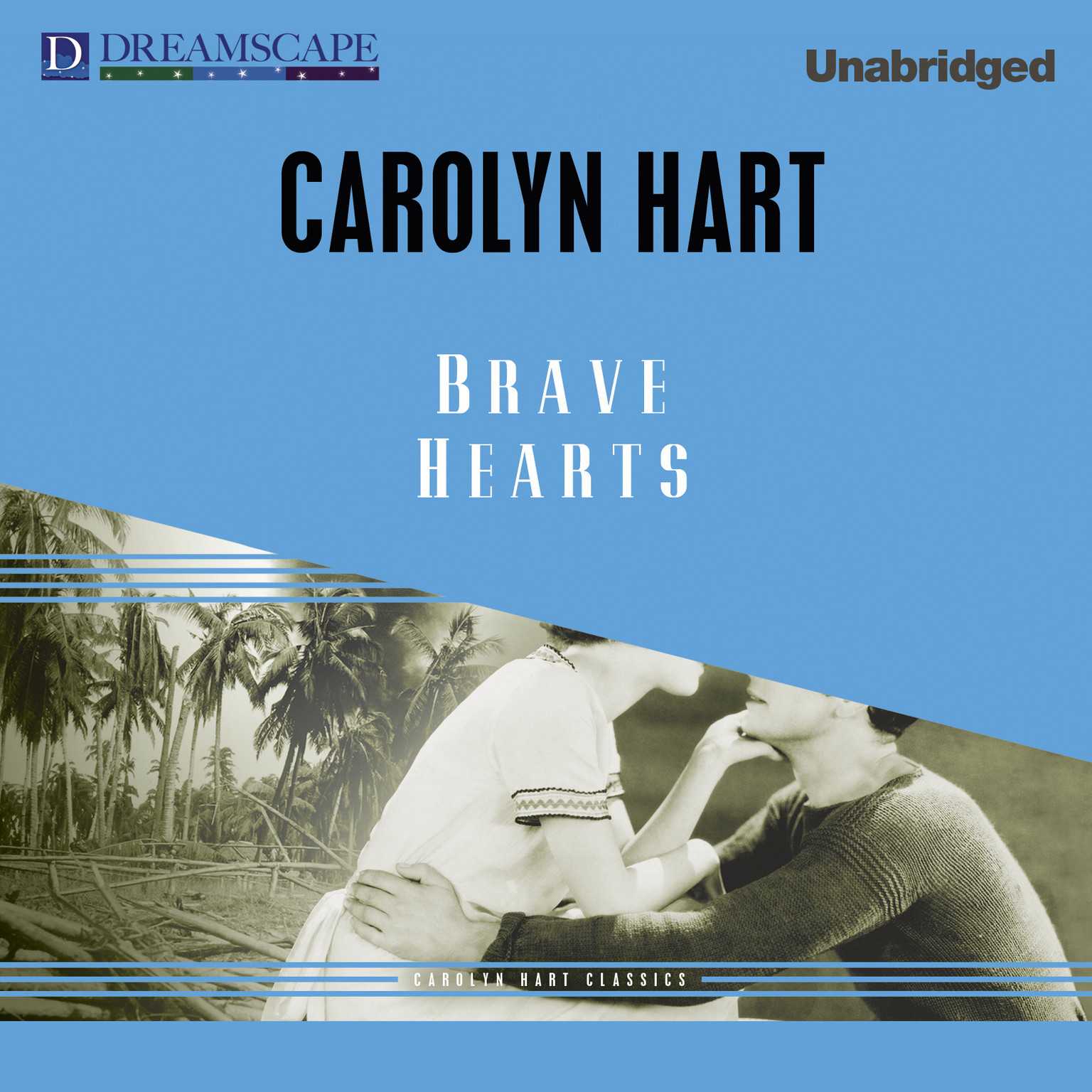 Printable Brave Hearts Audiobook Cover Art