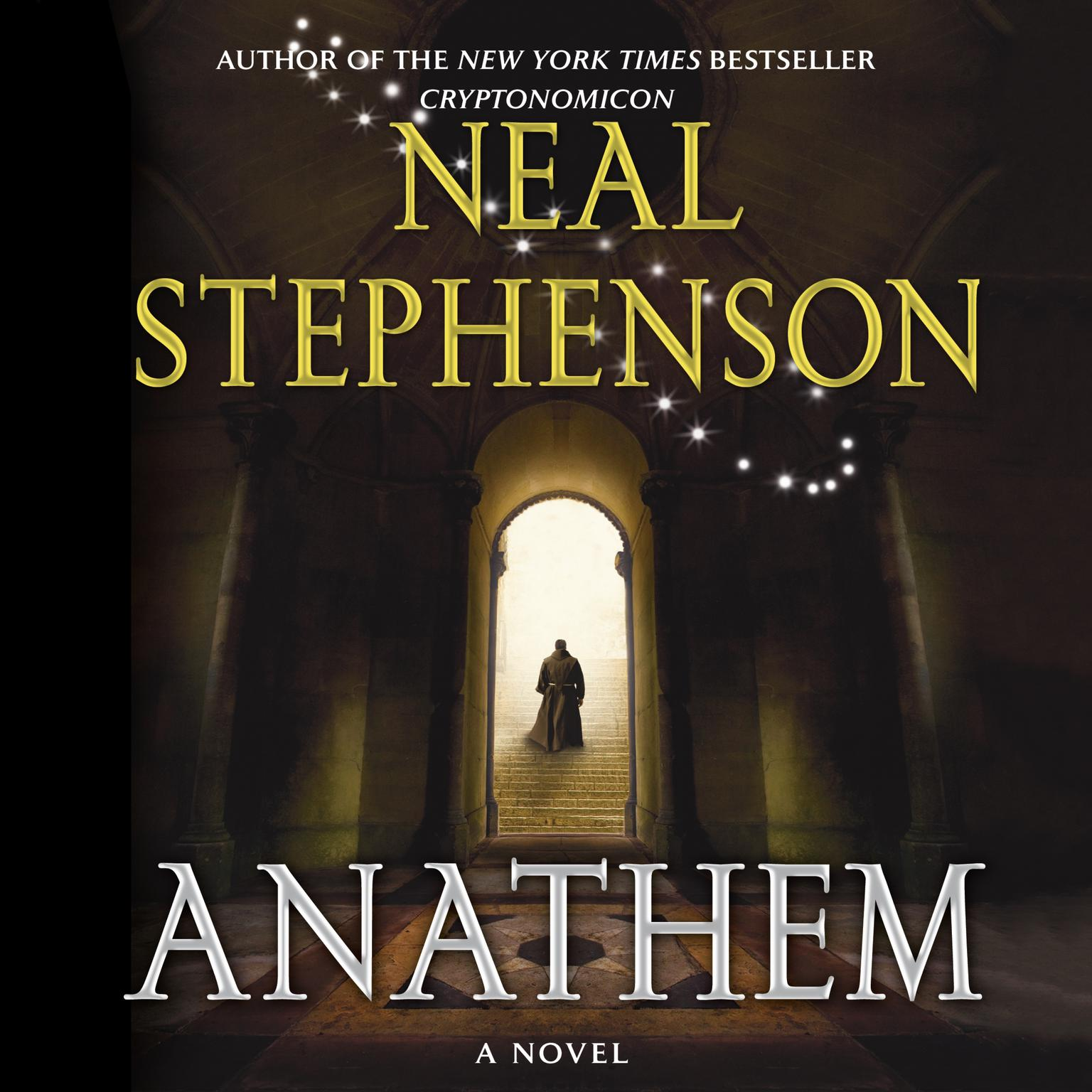 Printable Anathem: A Novel Audiobook Cover Art