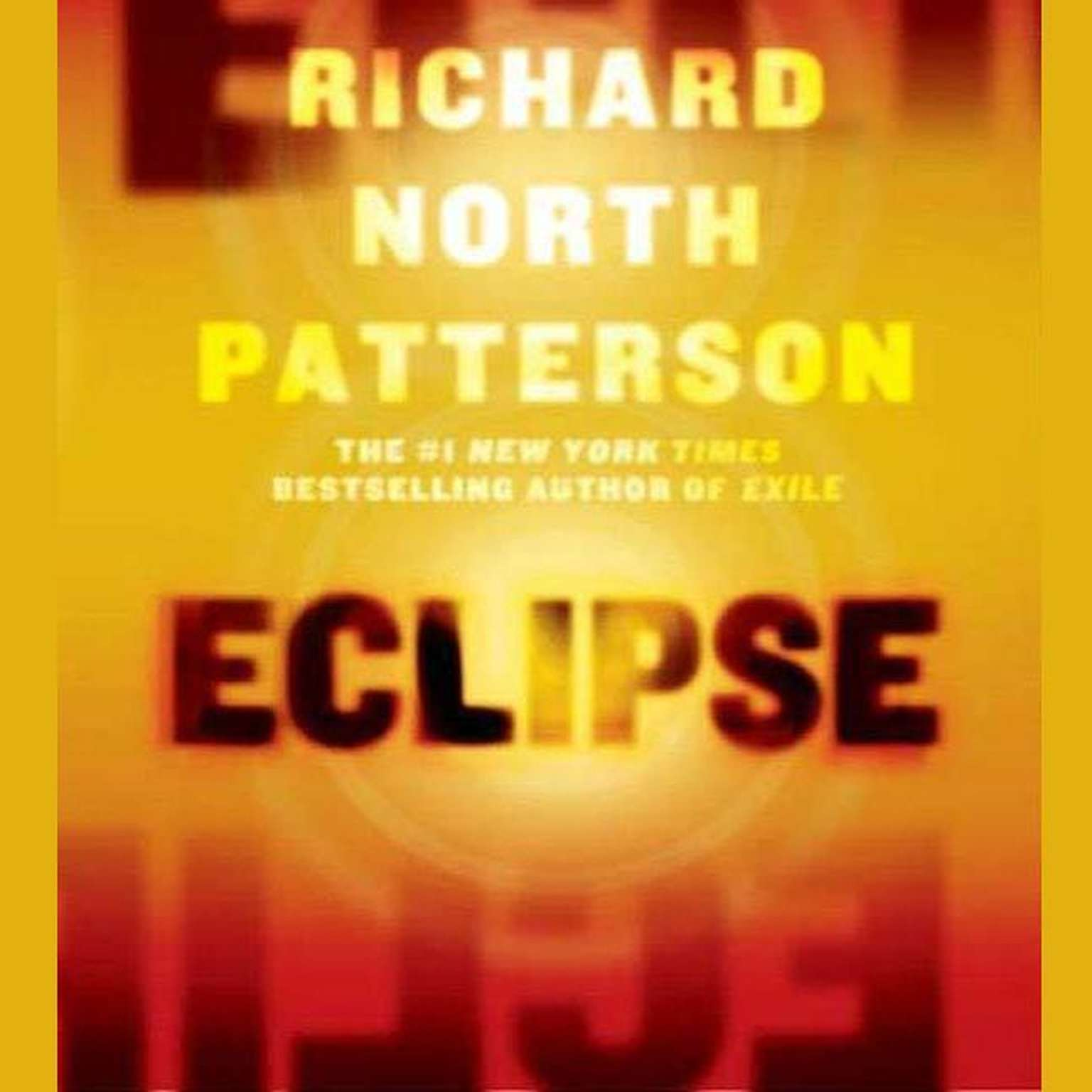 Printable Eclipse: A Thriller Audiobook Cover Art