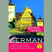 Behind the Wheel - German 1 Audiobook, by Behind the Wheel