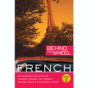 Behind the Wheel - French 2 Audiobook, by Behind the Wheel, Behind the Wheel, Mark Frobose