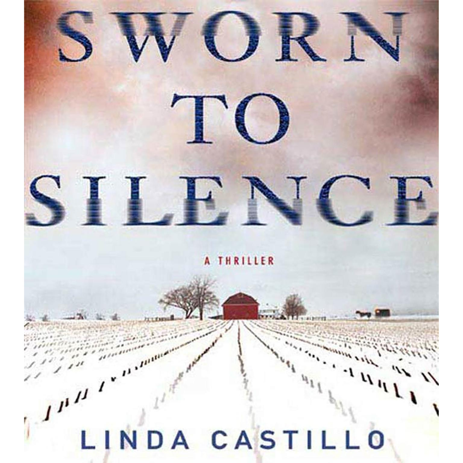 Printable Sworn to Silence: A Novel Audiobook Cover Art