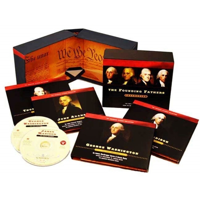 The Founding Fathers Audiobook, by