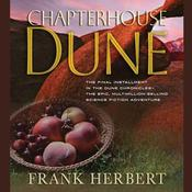 Chapterhouse Dune Audiobook, by Frank Herbert