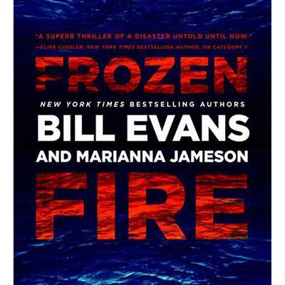 Frozen Fire Audiobook, by Bill Evans