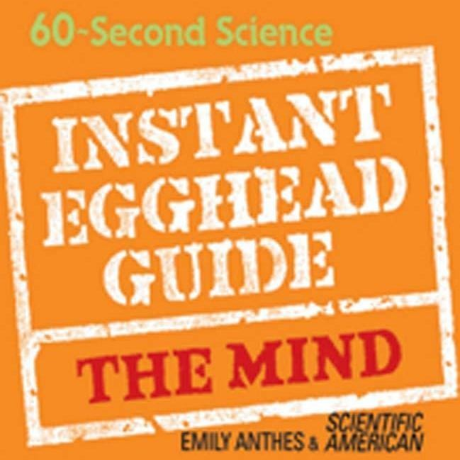 Printable Instant Egghead Guide: The Mind: The Mind Audiobook Cover Art
