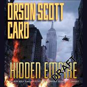 Hidden Empire Audiobook, by Orson Scott Card