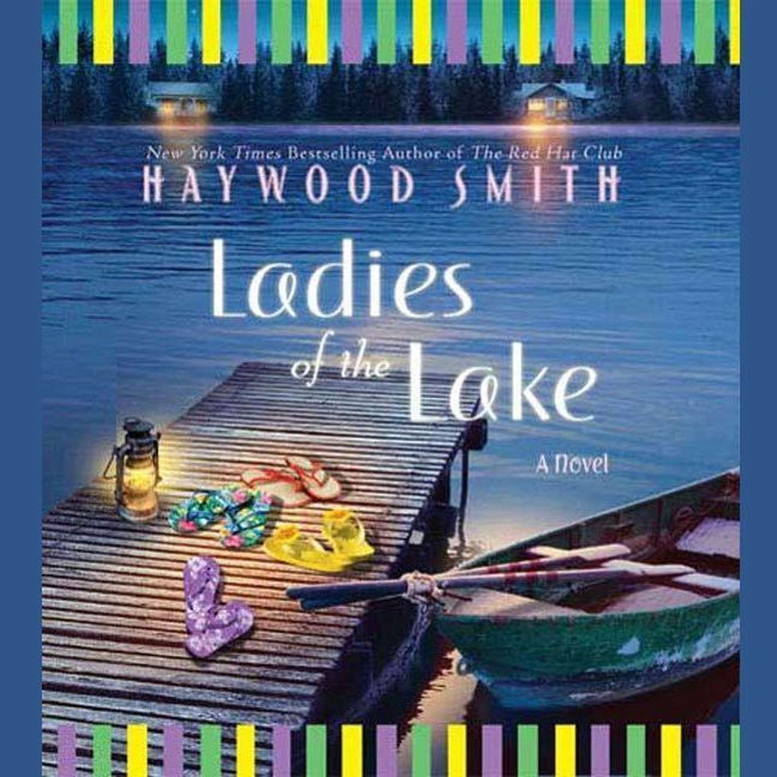 Printable Ladies of the Lake: A Novel Audiobook Cover Art