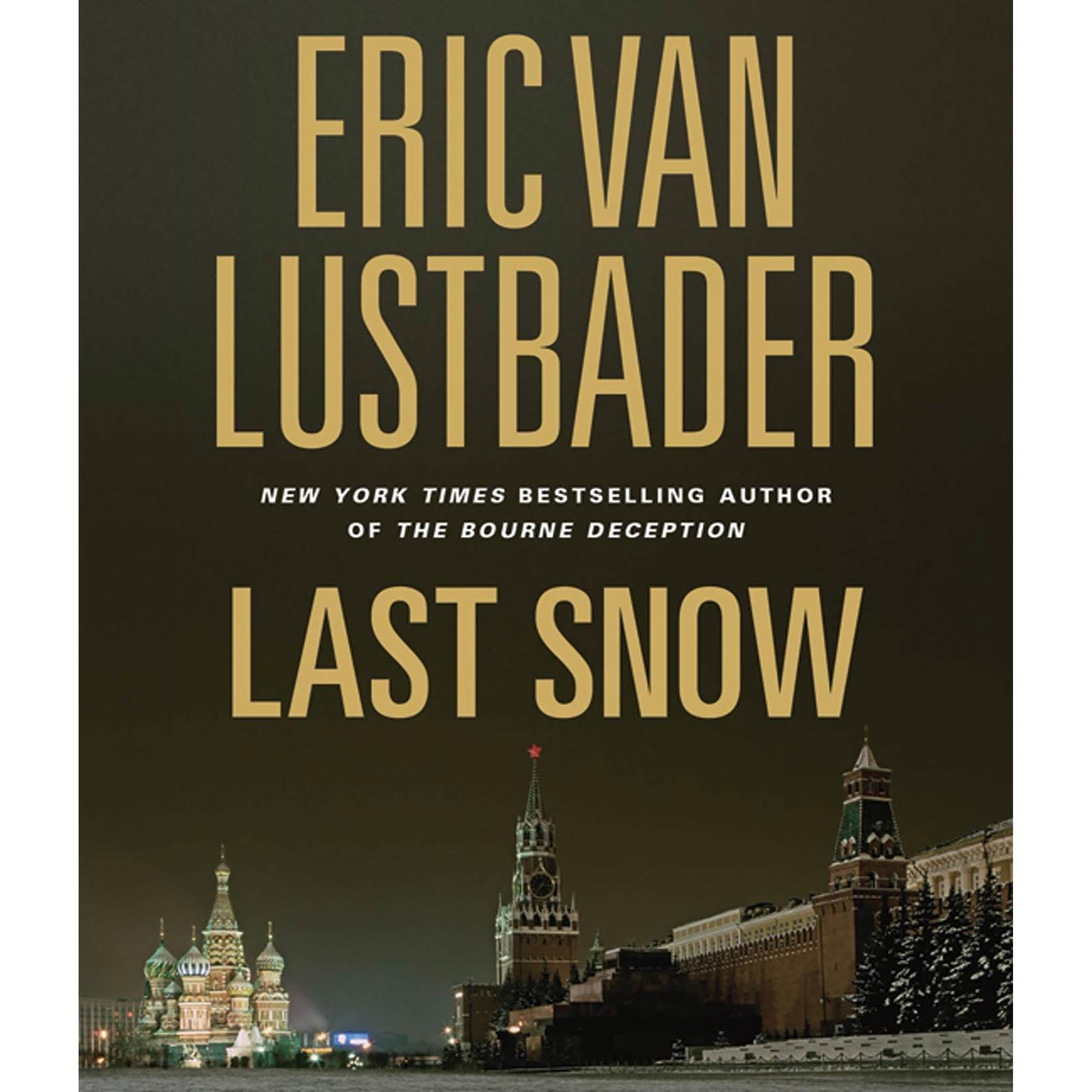 Printable Last Snow Audiobook Cover Art