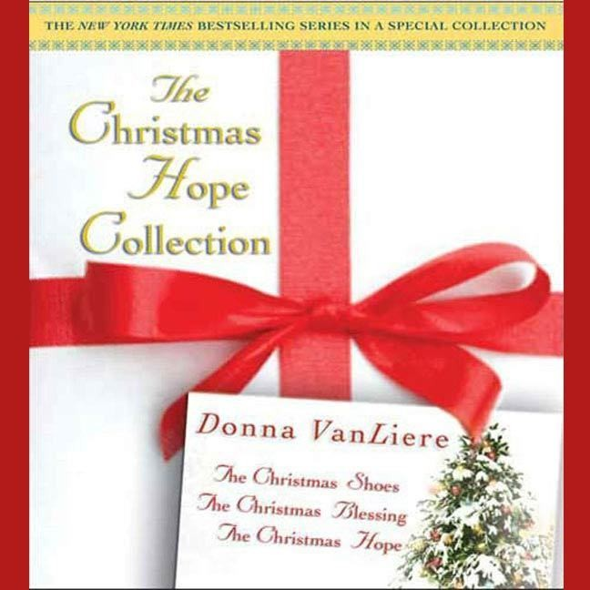 Printable The Christmas Hope Collection Audiobook Cover Art