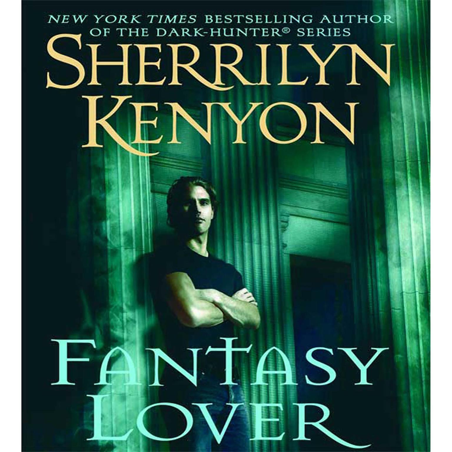 Printable Fantasy Lover Audiobook Cover Art