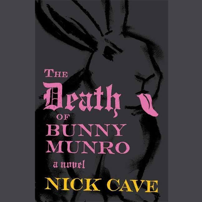 Printable The Death of Bunny Munro: A Novel Audiobook Cover Art