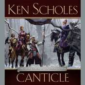Canticle: The Second Volume of The Palms of Isaac Audiobook, by Ken Scholes