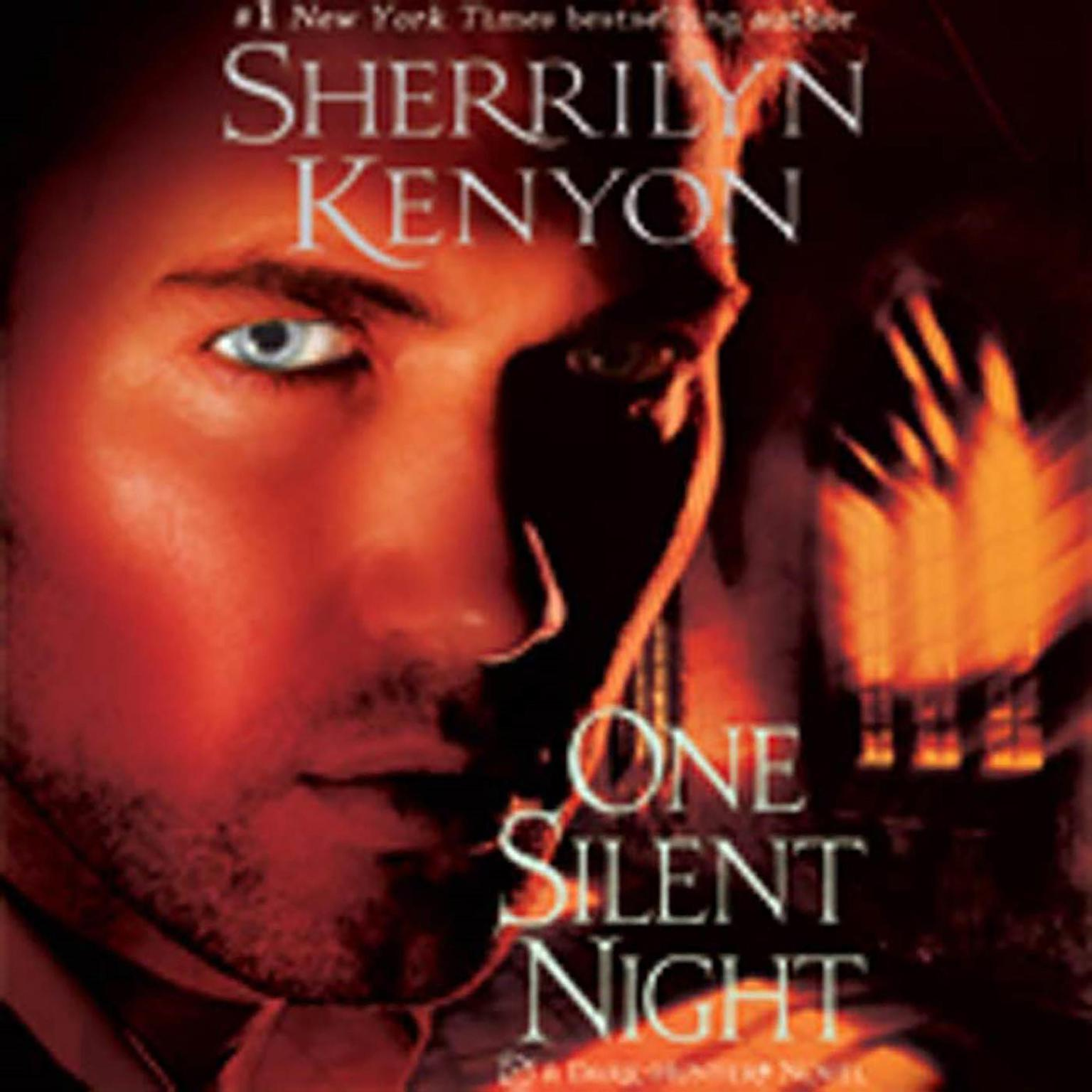 Printable One Silent Night Audiobook Cover Art