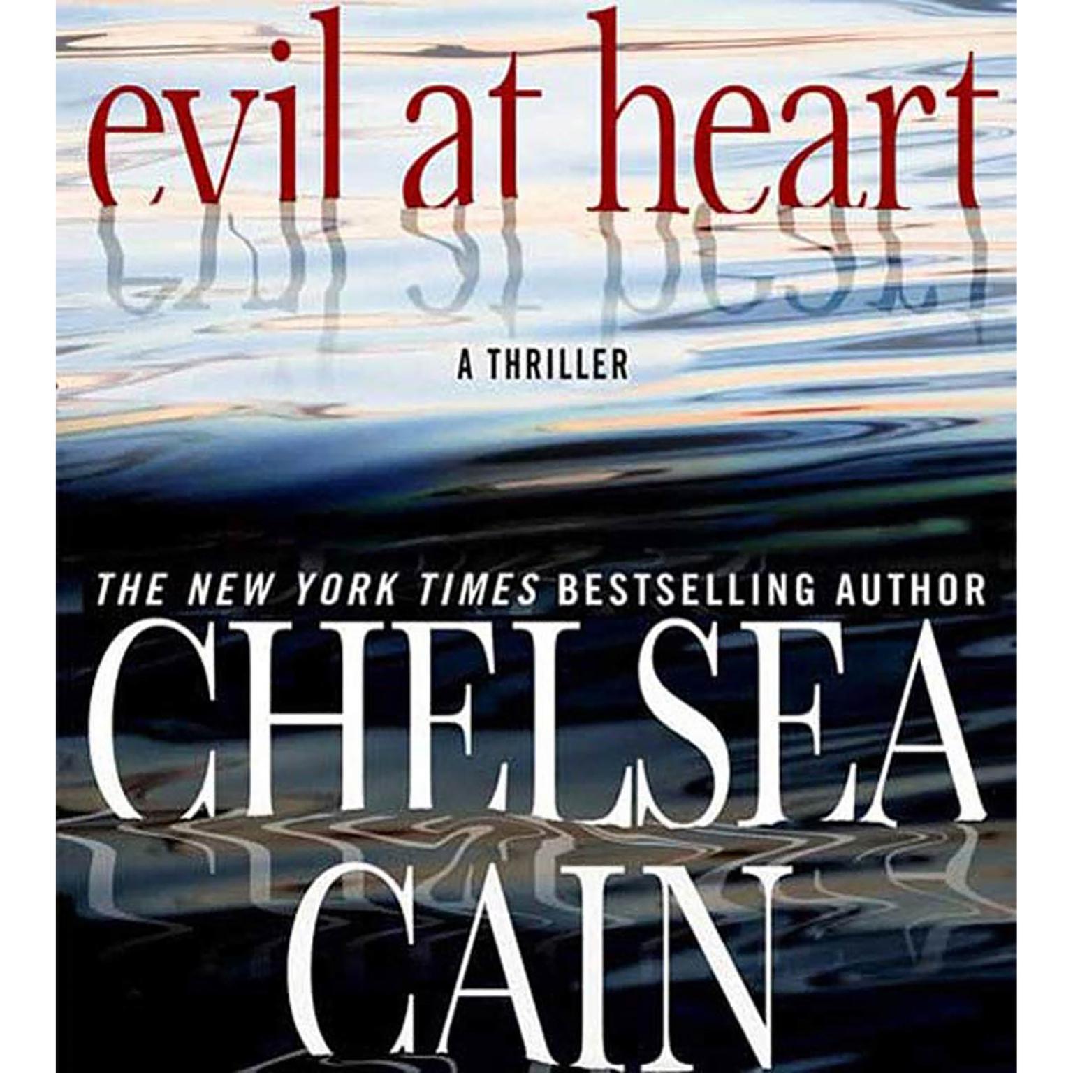 Printable Evil at Heart Audiobook Cover Art