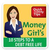 Money Girls 10 Steps to a Debt-Free Life Audiobook, by Laura Adams