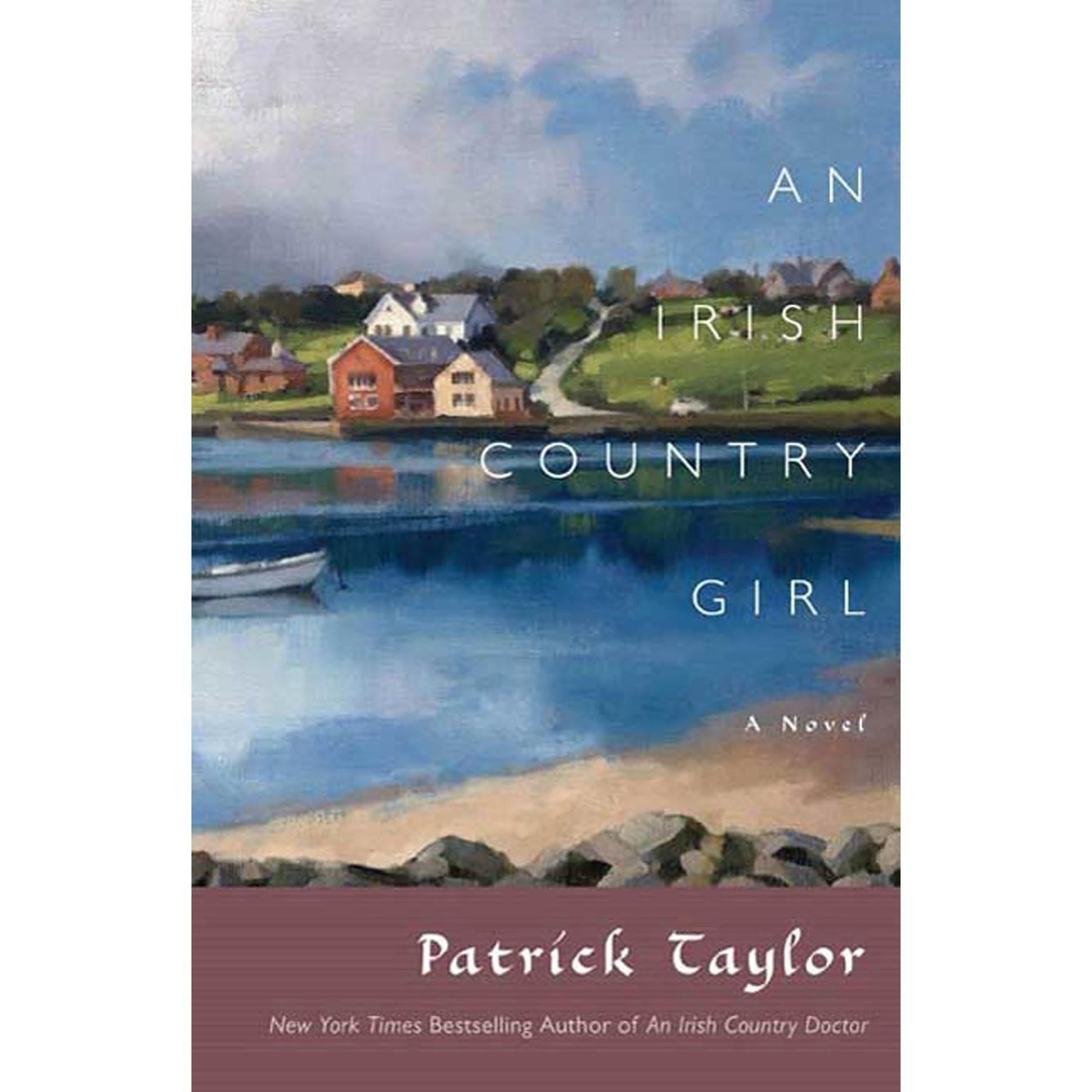 Printable An Irish Country Girl: A Novel Audiobook Cover Art