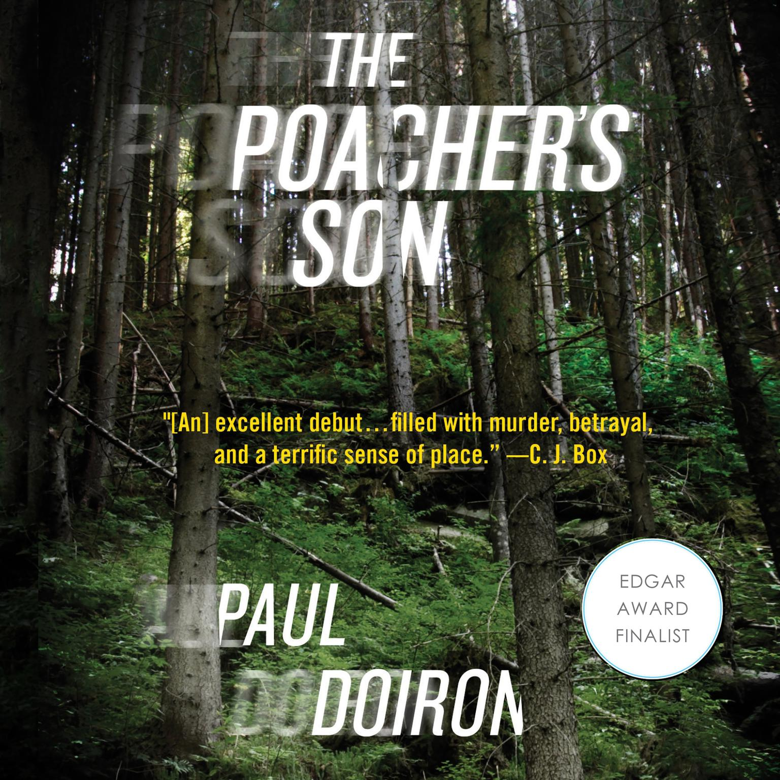 Printable The Poacher's Son: A Novel Audiobook Cover Art