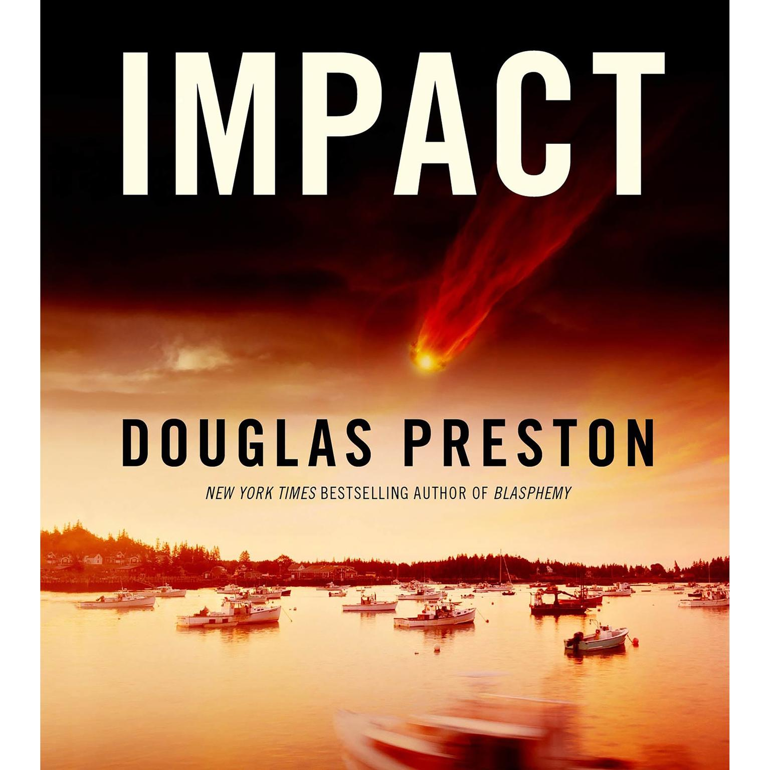 Printable Impact Audiobook Cover Art