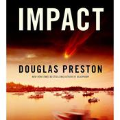 Impact Audiobook, by Douglas Preston