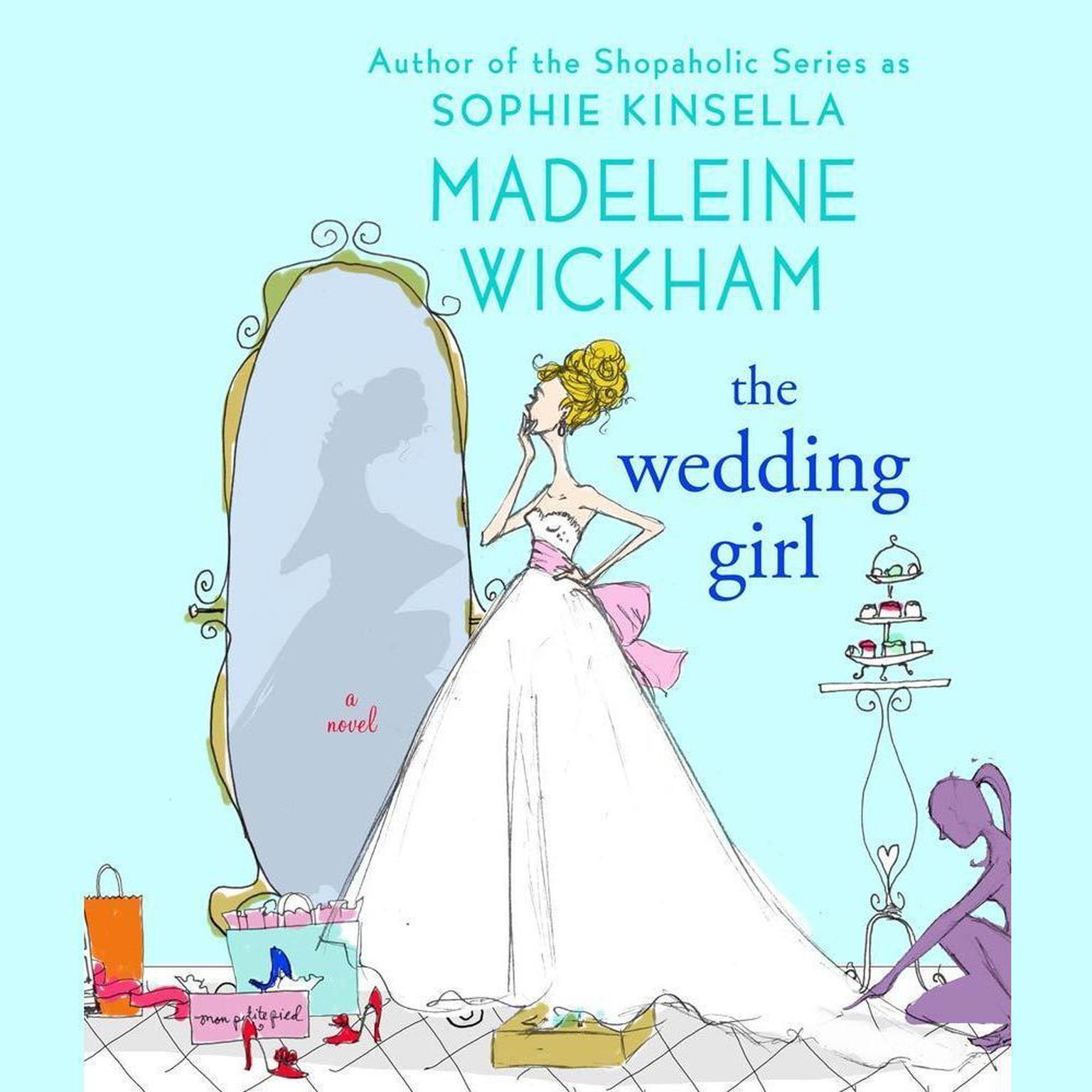Printable The Wedding Girl Audiobook Cover Art