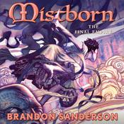 Mistborn: The Final Empire, by Brandon Sanderso