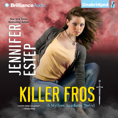 Killer Frost Audiobook, by Jennifer Estep