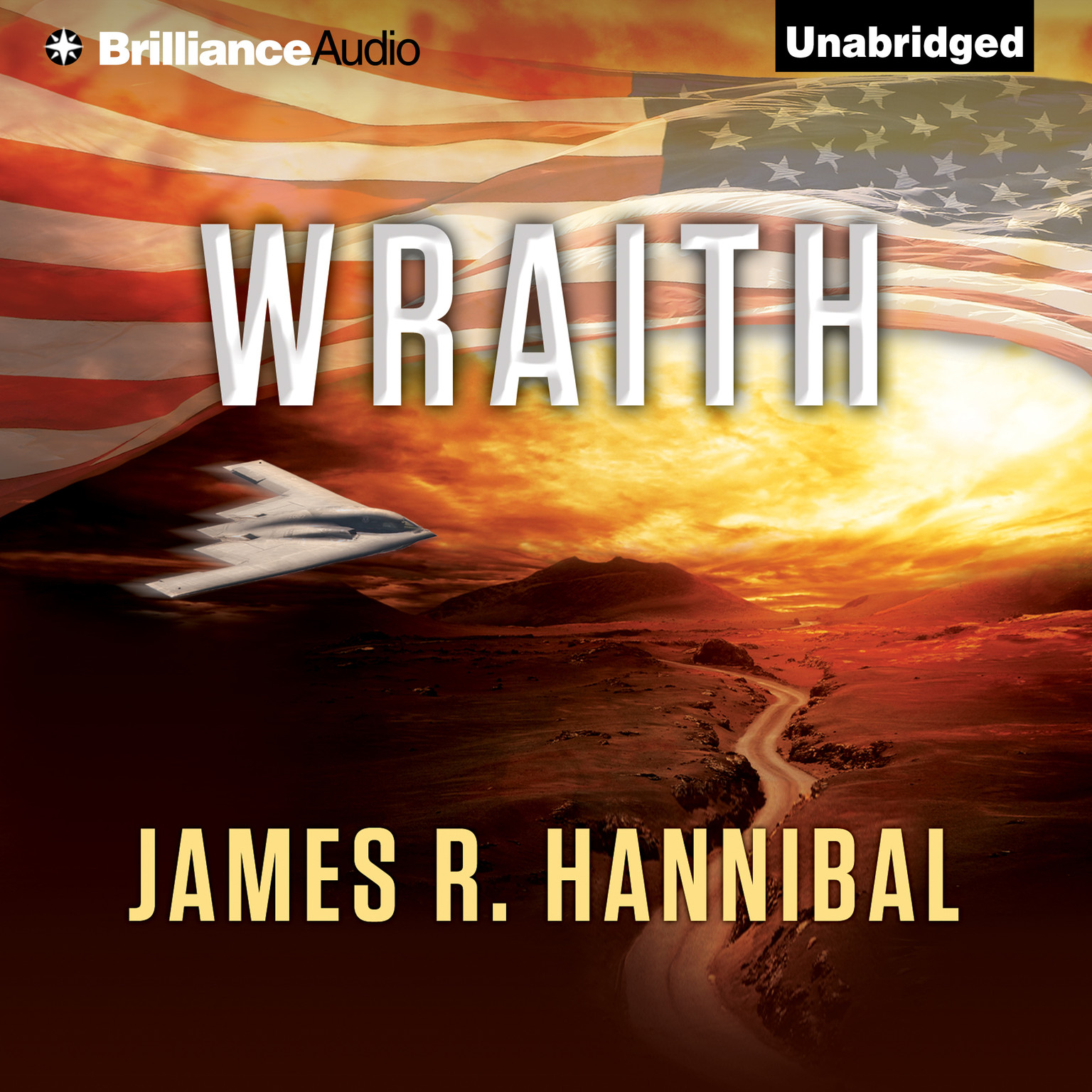 Printable Wraith Audiobook Cover Art