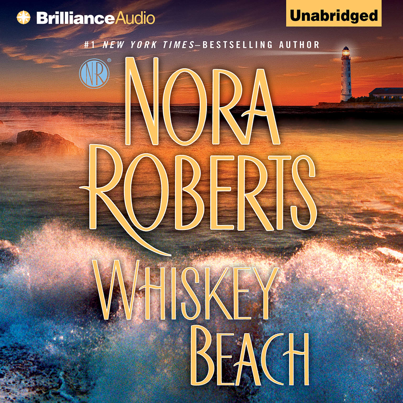 Printable Whiskey Beach Audiobook Cover Art