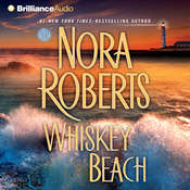 Whiskey Beach Audiobook, by Nora Roberts