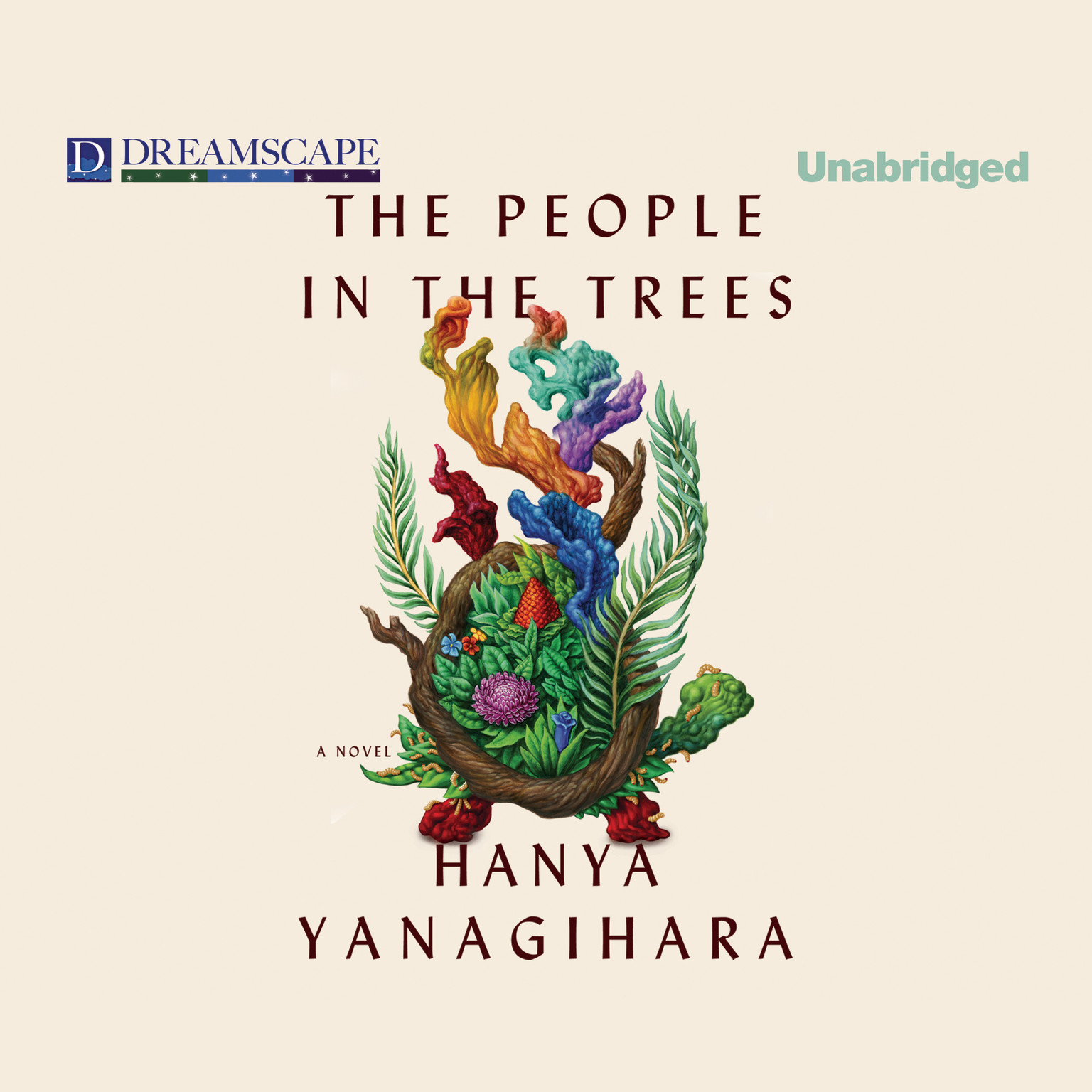 Printable The People in the Trees Audiobook Cover Art