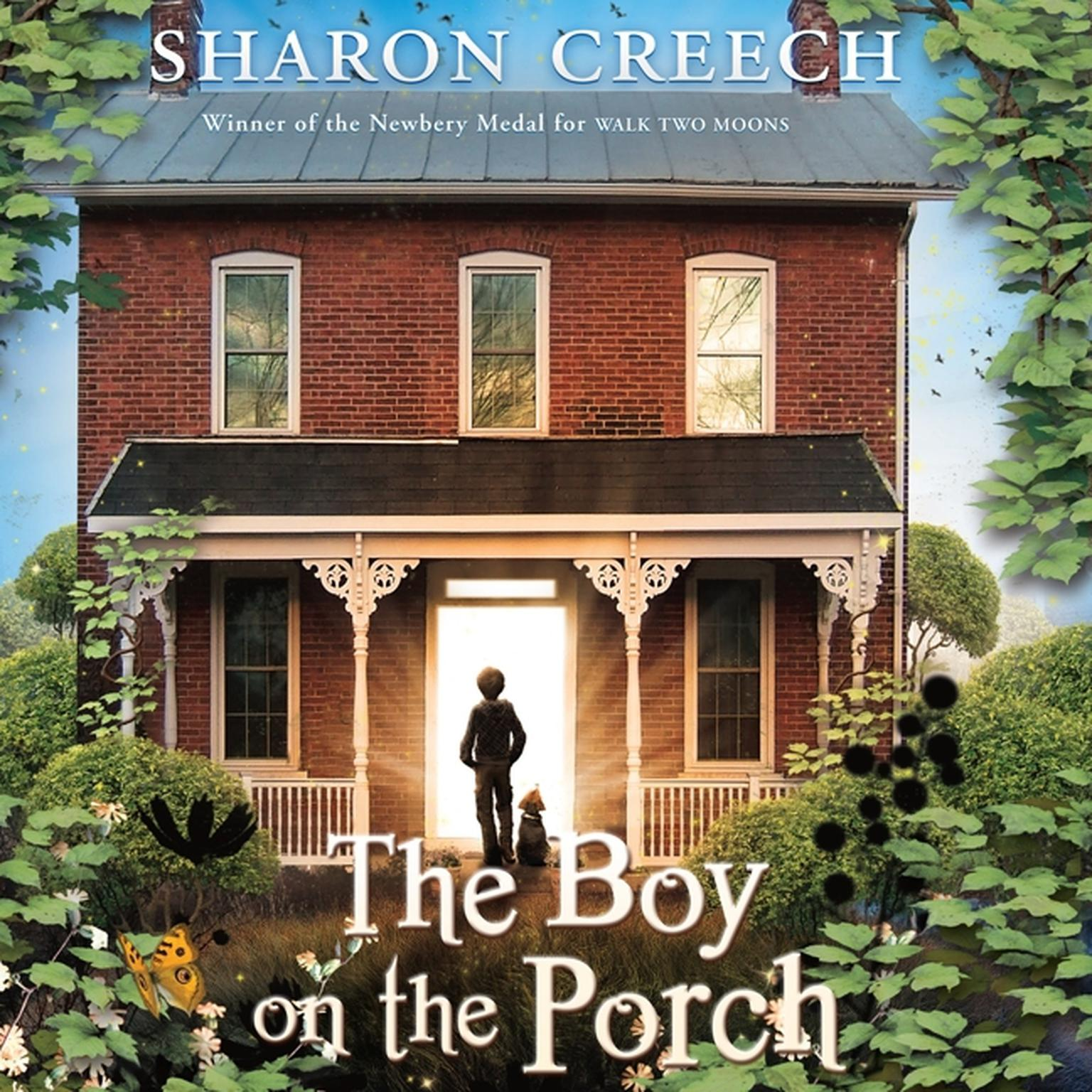 Printable The Boy on the Porch Audiobook Cover Art