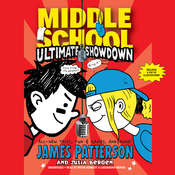 Middle School: Ultimate Showdown Audiobook, by James Patterson