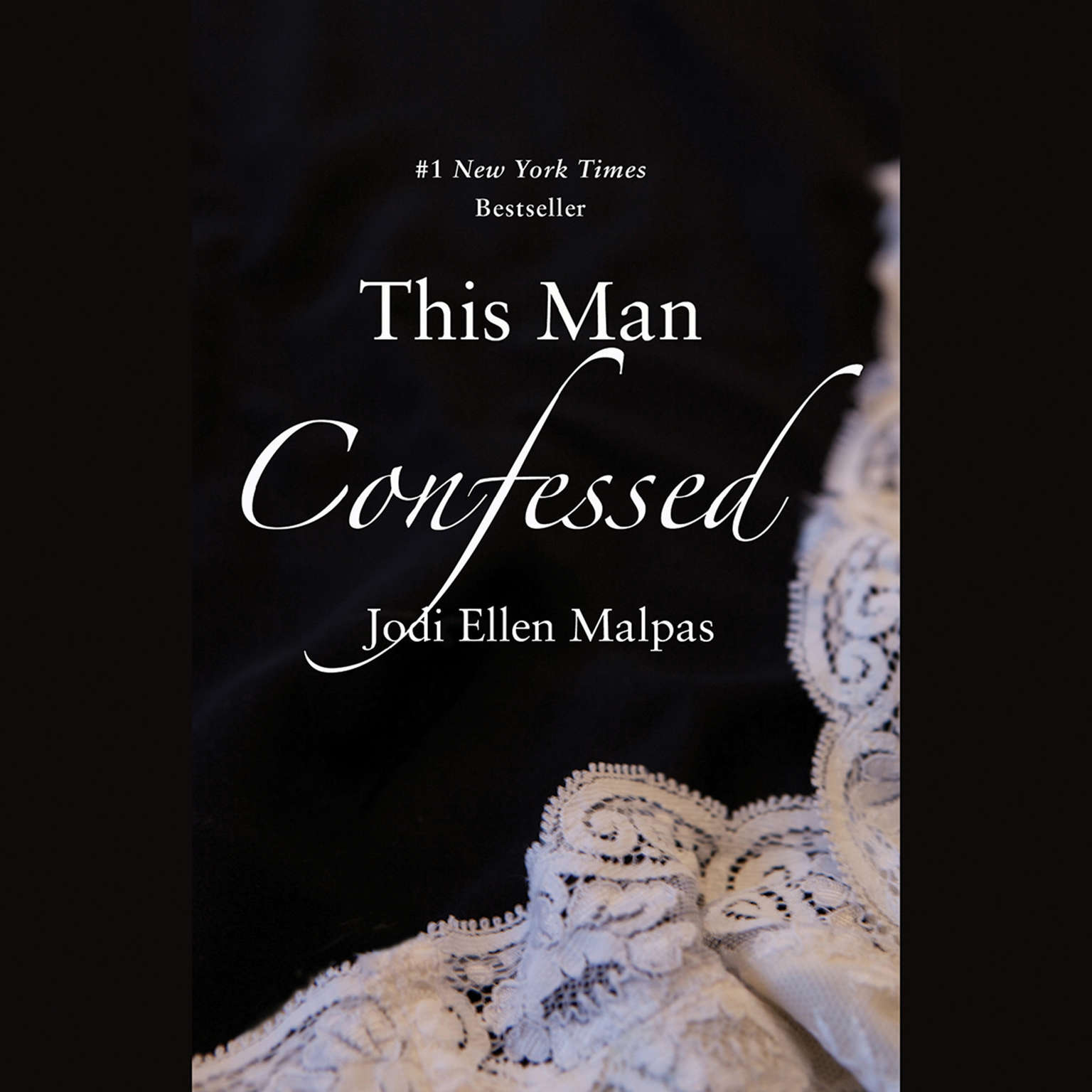 Printable This Man Confessed Audiobook Cover Art