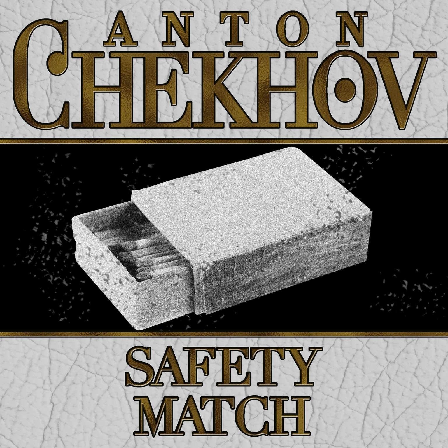 Printable The Safety Match Audiobook Cover Art